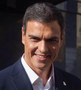 Педро Санчес иска да се върне начело на ИСРП и да я направи по-свързана с масите. Снимка: Фейсбук