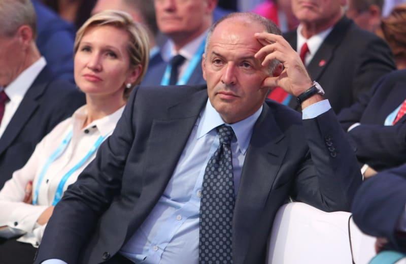 Олигархът Виктор Пинчук лансира свой план за нормализацията на обстановката в Украйна и на отношенията с Русия. Снимка: www.kyivpost.com