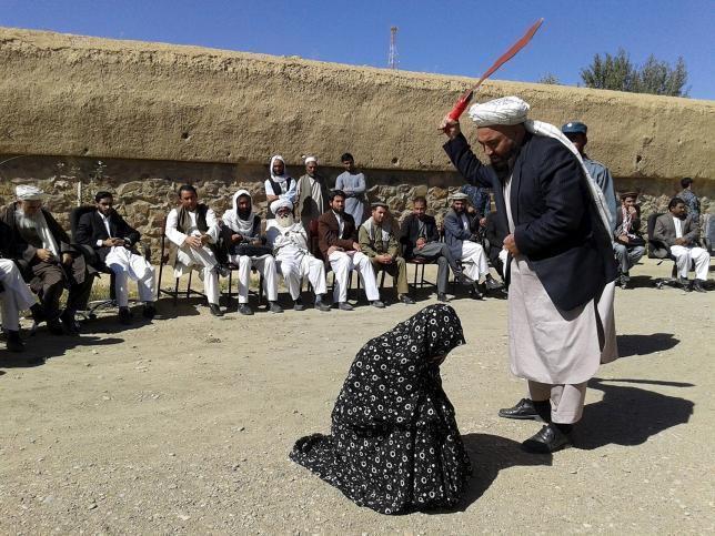 Бруталните убийства на жени в Афганистан се извършват от членове на техите семейства. Снимка: afghanhumanrights.org