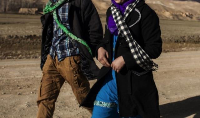 Също като много други техни влюбени връстници в Афганистан, Фатиха и Хедаятулах така и не успяват да избягат от смъртта. Снимка: khaama press
