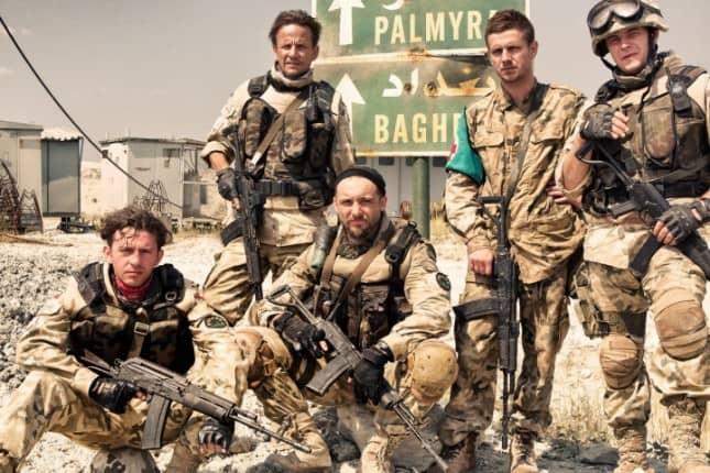 """Полският игрален филм """"Кербала"""", прожектиран у нас миналата година, разказва за българските и полските войници в Ирак. Снимка: ploshtadslaveikov.com"""