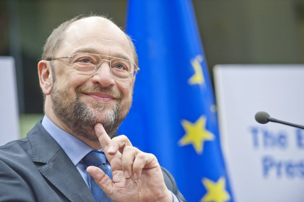 Мартин Шулц остави председателството на Европарламента, за да се пробва за канцлер в родната си Германия. Снимка: Европейски парламент