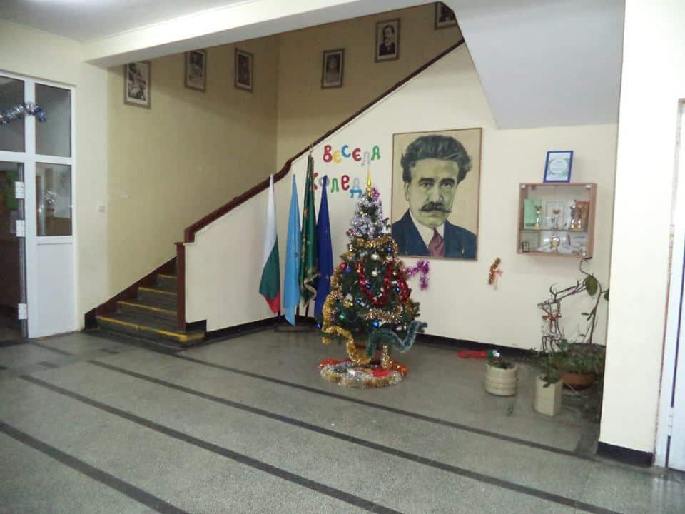"""Трагедията с четвъртокласниците се е разиграла нейде из коридорите на ОУ """"Цанко Церковски"""" в столицата. Снимка: училищния сайт."""