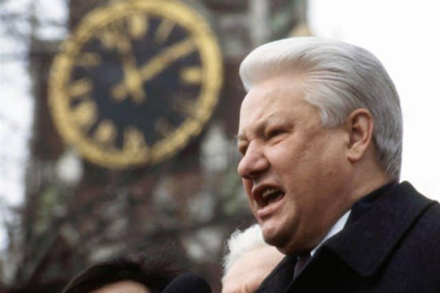 Борис Елцин. Снимка: aif.ru