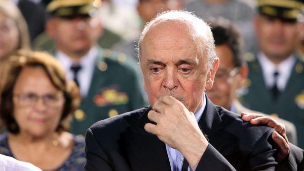 Жозе Сера. Снимка: infobae