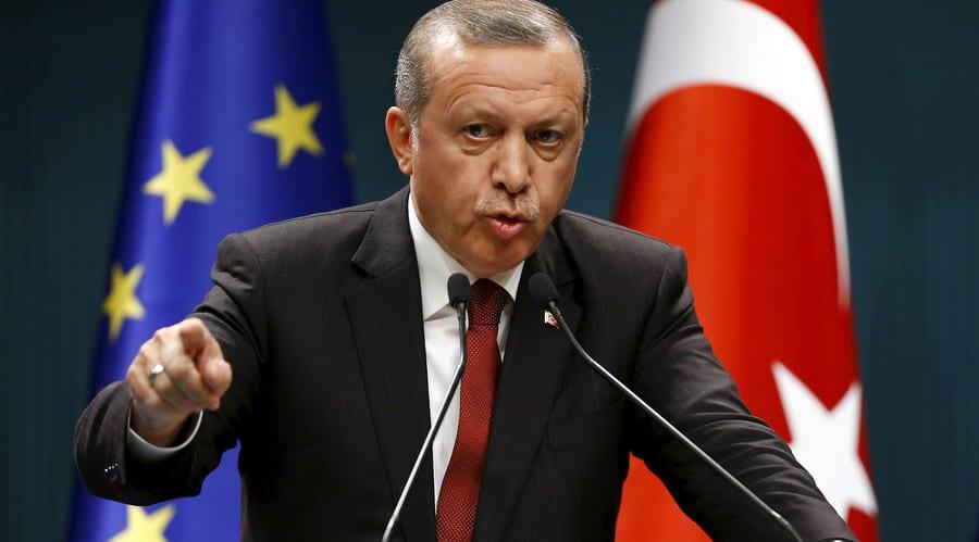 Ердоган сипе обвинения срещу Европа–на какво разчита и какво цели? Снимка: rt.com