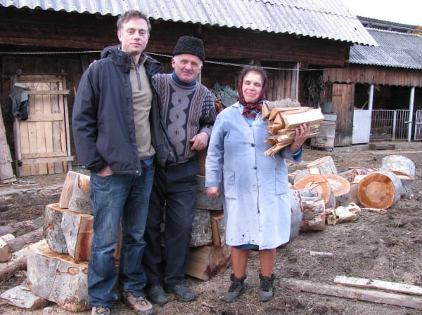 Румънско семейство. Снимка: theapricity.com