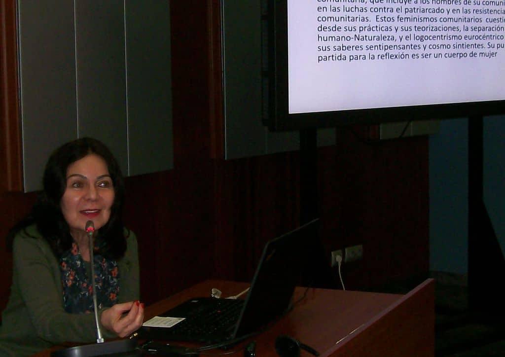 Председателката на ALAS проф. д-р Нора Гарита от Университета на Коста Рика. Снимка: Къдринка Къдринова