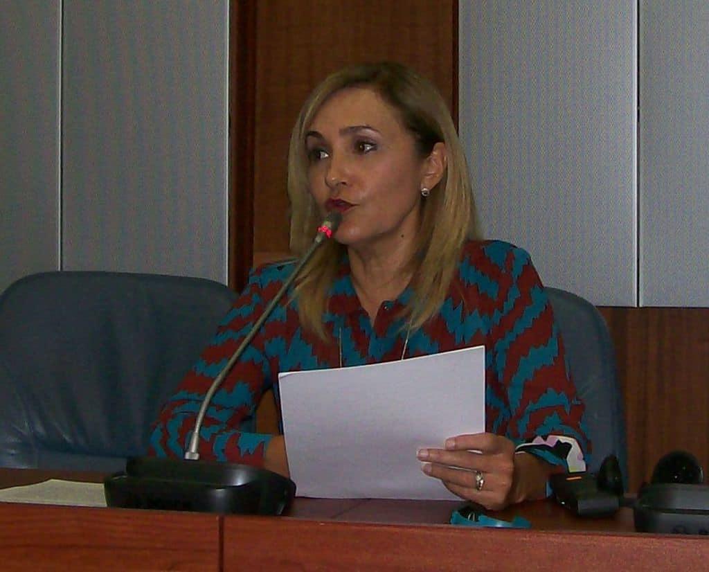 Проф. д-р Марта Нелида Руис Урибе, ректор на Университета в Толука, Мексико: Снимка: Къдринка Къдринова