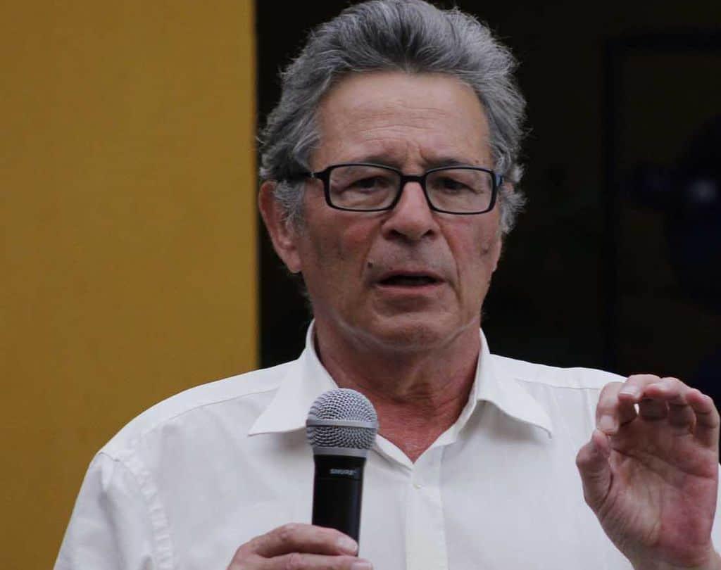 Заслужилият професор от Униреститета Париж III Пиер Салама
