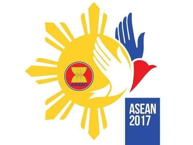 Емблема на филипинското председателство на АСЕАН