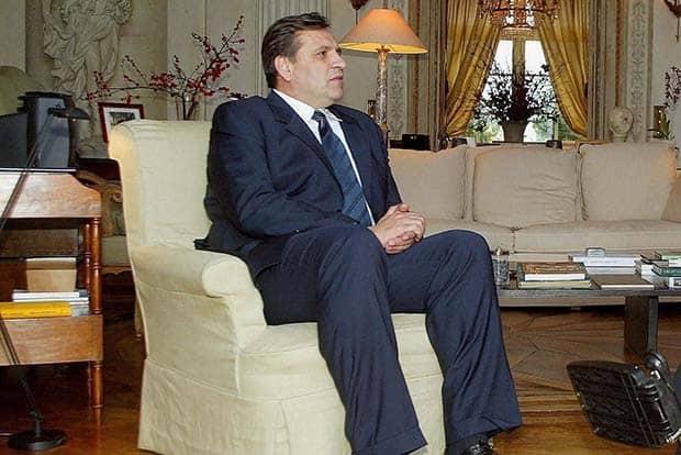 Борис Трайковски. Снимка: from-ua