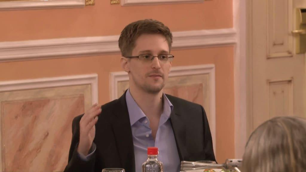 Едуард Сноудън. Снимка: Уикипедия