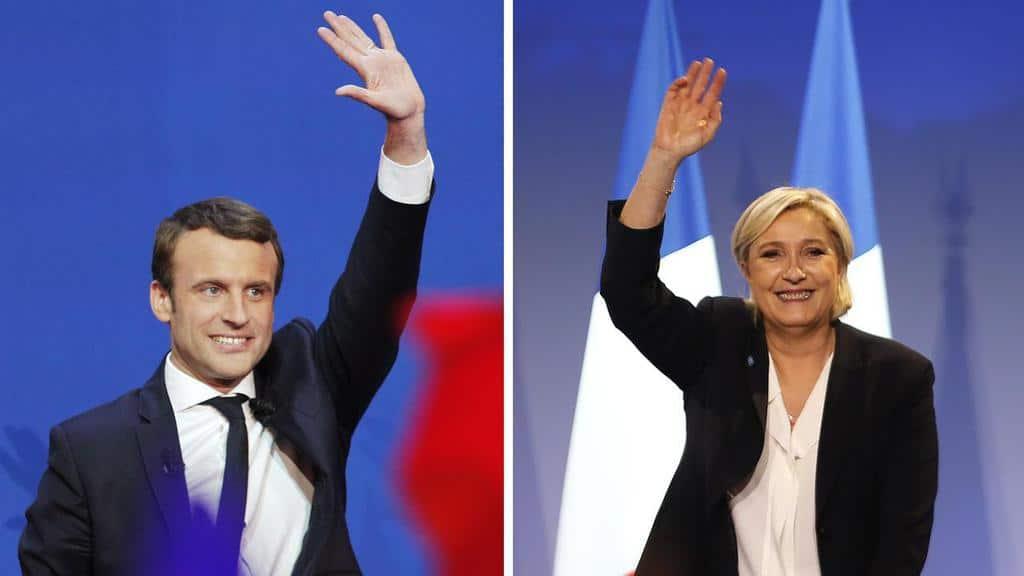 Макрон или Льо Пен–дали изобщо има избор? Снимка: YahooNews