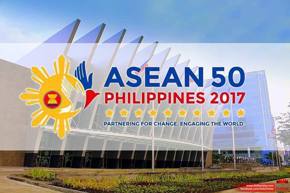 Постер за току-що отминалото домакинство на Филипините за 30-ата среща на върха на АСЕАН. Снимка: IloIlo Today