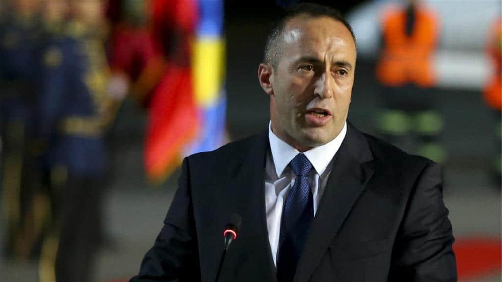 Рамуш Харадинай бе наминиран за кандидат-премиер в предстоящите на 11 юни избори в Косово. Снимка: insajderi