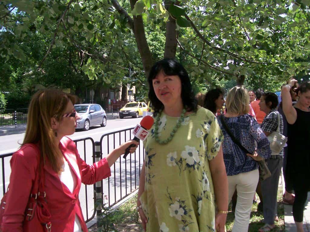"""Снежана Тодорова, председателят на УС на СБЖ, твърдо подкрепи """"Радио България"""""""