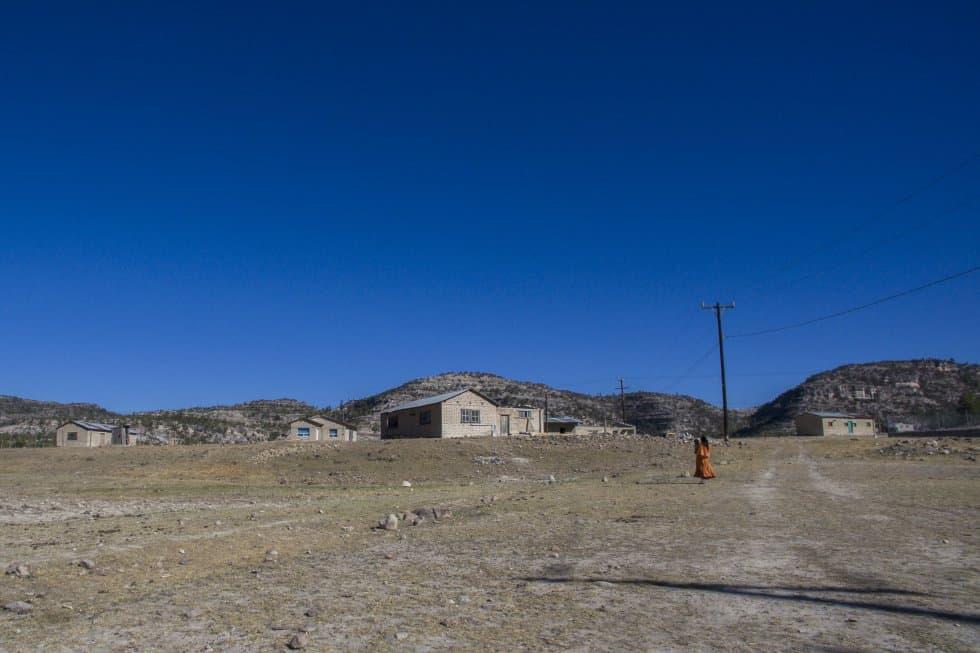 Общ изглед към селото Рехогочи. Снимка: Кристиан Палма