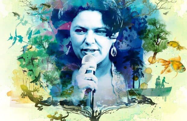 """За Берта Касерес във фолклора на индианската общност ленка вече се говори като за """"Пазителката на реките"""". Снимка: Resumen Latinoamericano"""
