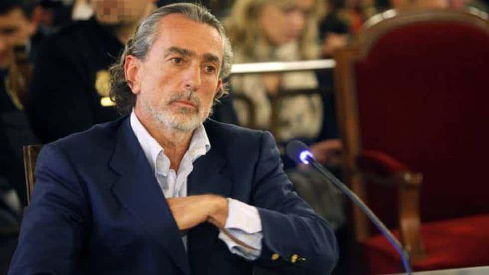 """Главният фигурант на делото """"Гюртел""""–Франсиско Кореа, който предпочитал да го наричат """"дон Вито"""". Снимка: EFE"""