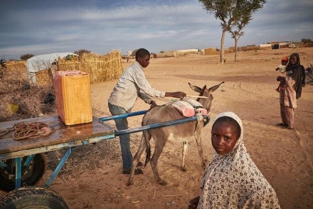 """Нигер е сред най-бедните страни в света, в която освен това нападения извърша терористичната групировка """"Боко Харам"""". Снимка: Caritas Internationalis"""