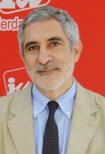 Гаспар Ямасарес. Снимка: Уикипедия