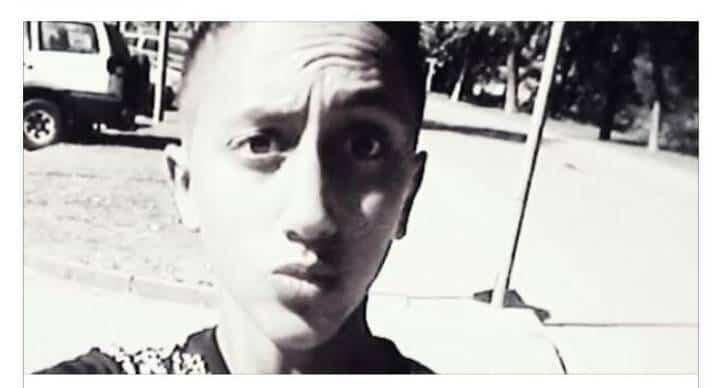 18-годишният Муса Укабир. Снимка: El Pais