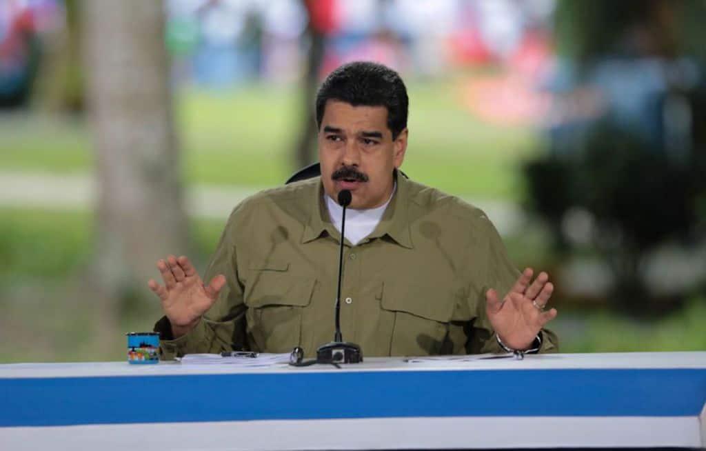 Президентът Николас Мадуро. Снимка: Resumen Latinoamericano