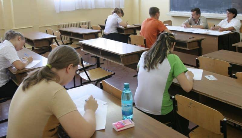 Индивидуалните усилия на учениците не са гаранция за успех на матурите. Снимка: ziare.com