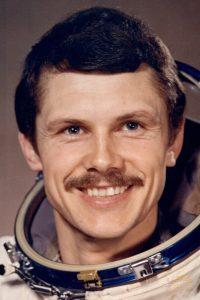 Унгарецът Берталан Фаркаш лети през 1980 г.