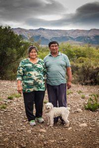 Семейство Роса и Атилио Куринянко. Снимка: El Pais