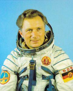 Зигмунд Йен, ГДР, лети през 1978 г.
