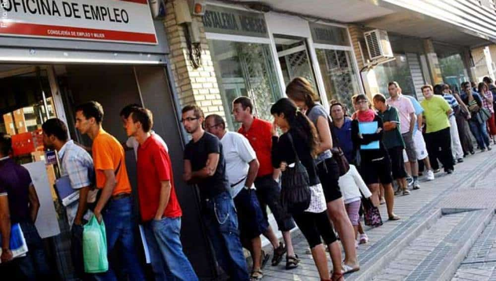 Безработицата, особено младежката, продължава да е бич в страните от ЕС. Снимка: Antena 3