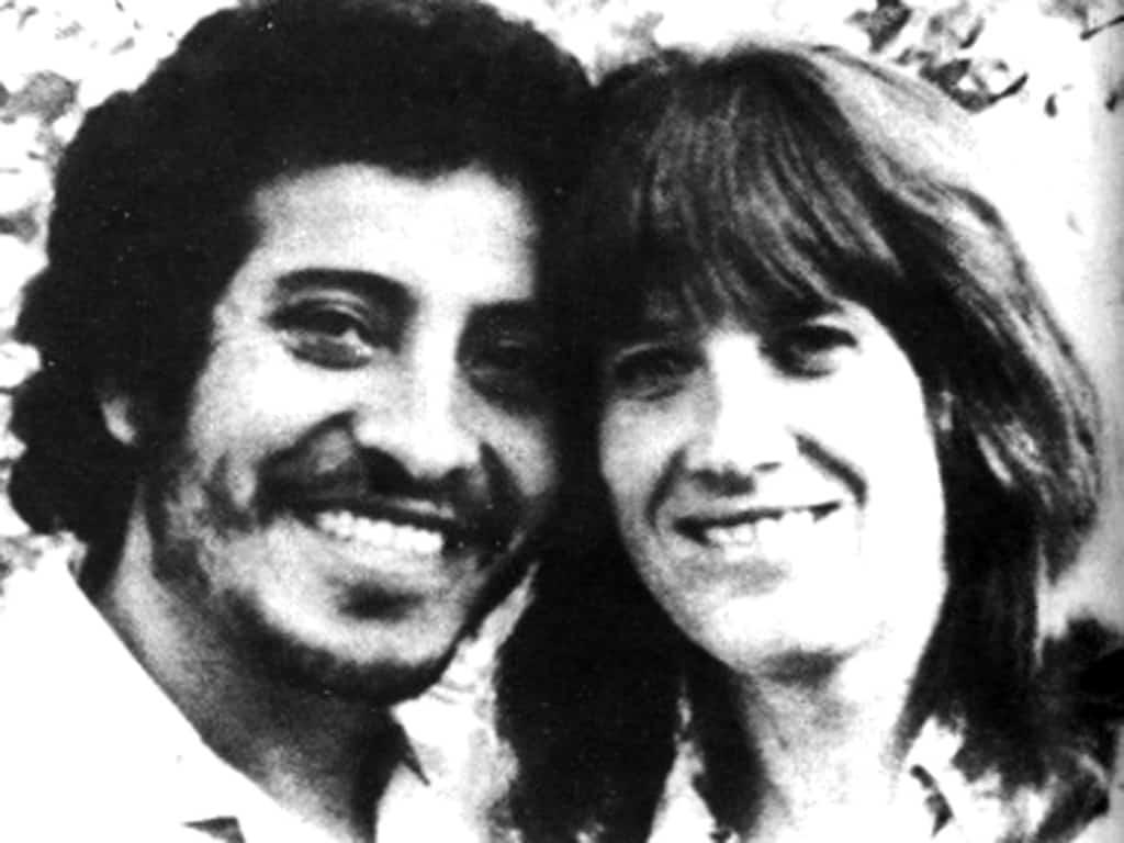 """Виктор и Джоан живеят заедно едва 12 години. Снимка: Фондация """"Виктор Хара"""""""