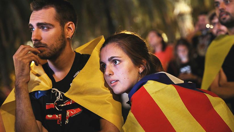 Много въпроси с неясни отговори стоят пред привържениците на независима Каталуня. Снимка: RT