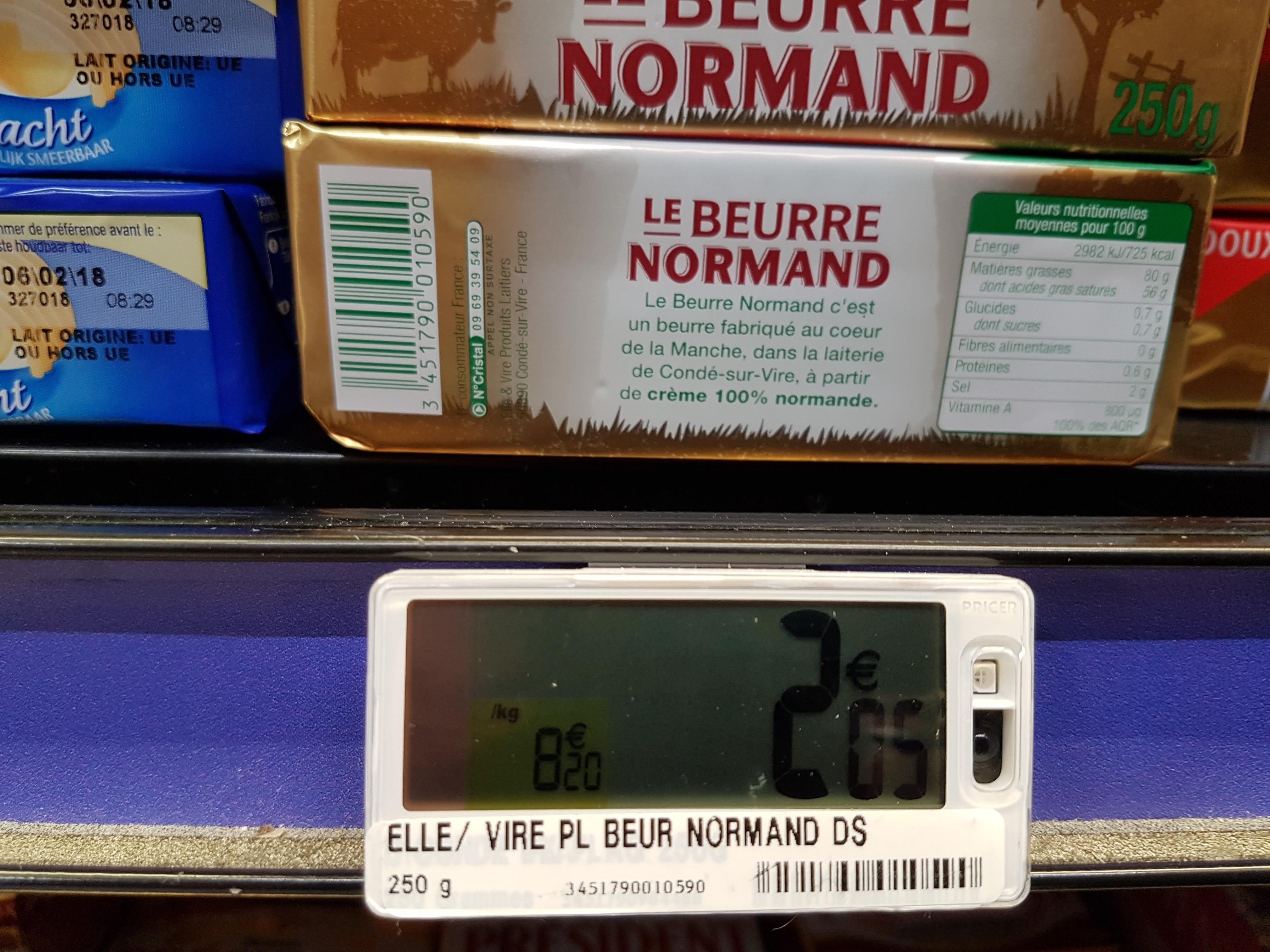 Най-скъпите френски масла са около 2 евро. Снимка: Венко Кънев