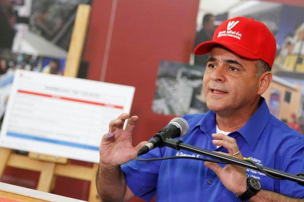 Новият шеф на PDVSA Мануел Кеведо. Снимка: notitotal