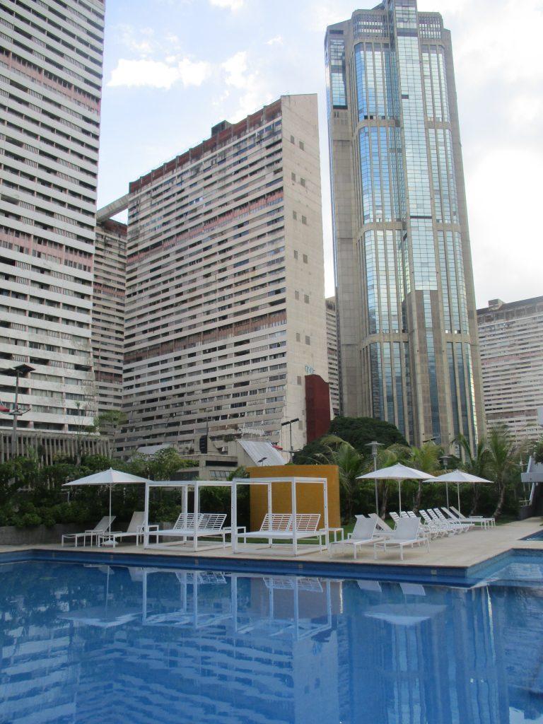 А ето го и другият небостъргач. Снимка: Къдринка Къдринова