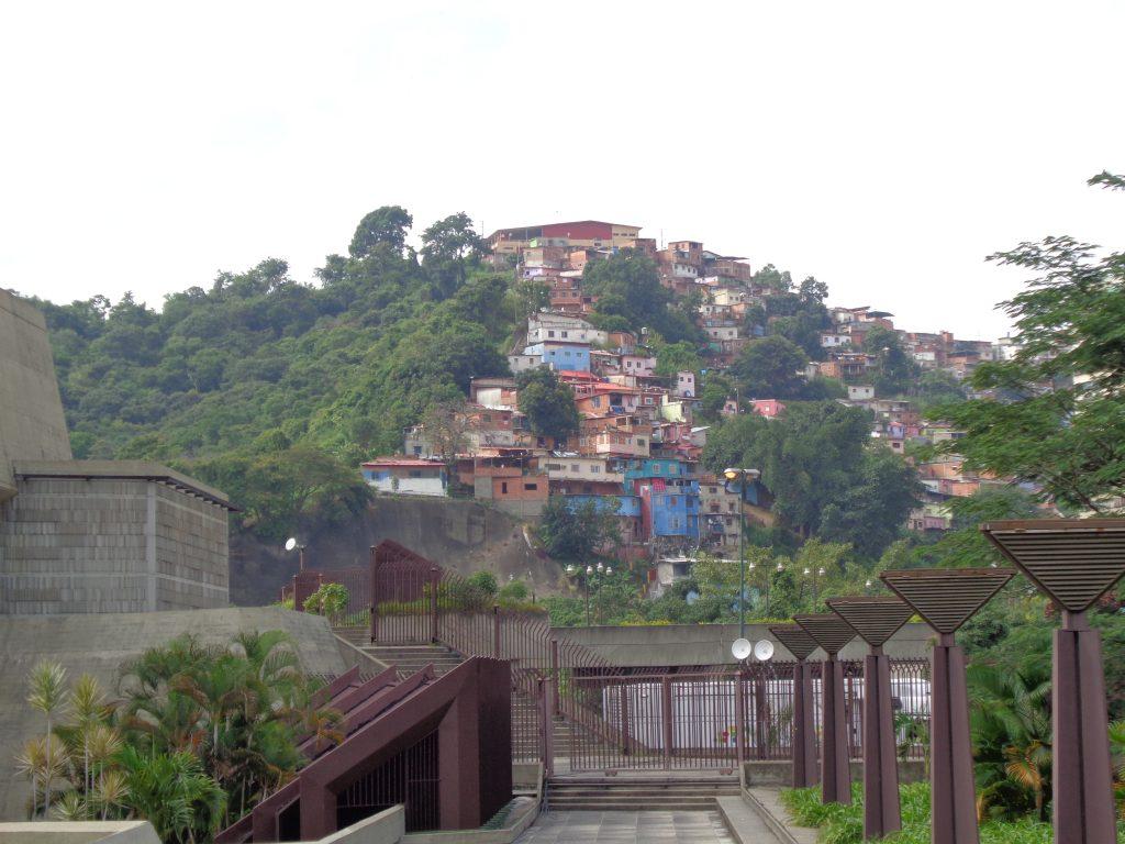 Част от квартала Сан Агустин. Снимка: Къдринка Къдринова