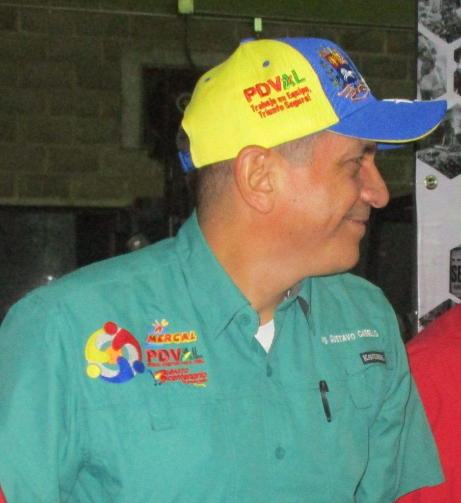 Густаво Кабейо, шефът на PDVAL. Снимка: Къдринка Къдринова