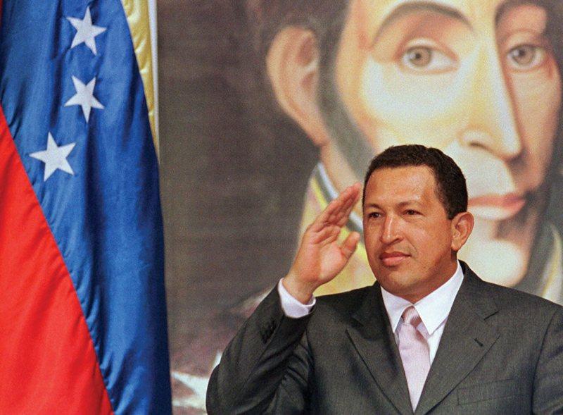 Чавес встъпи в длъжност като президент в началото на 1999 г.