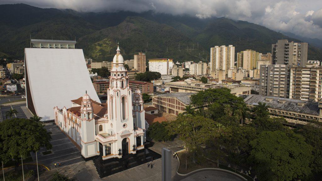 Националнияj пантеон на големите личности от венесуелската история.