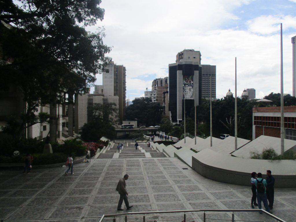 Община Либертадор, обединява 22 от 32-ата квартала на Каракас. Снимка: Къдринка Къдринова