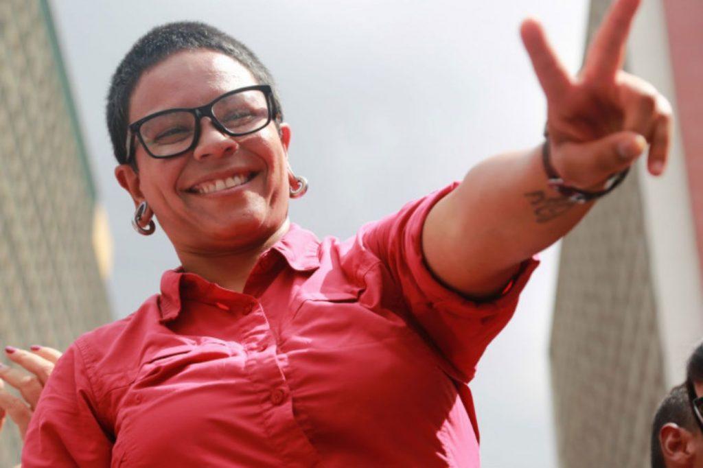 Новата кметица на Либертадор е Ерика Фариас