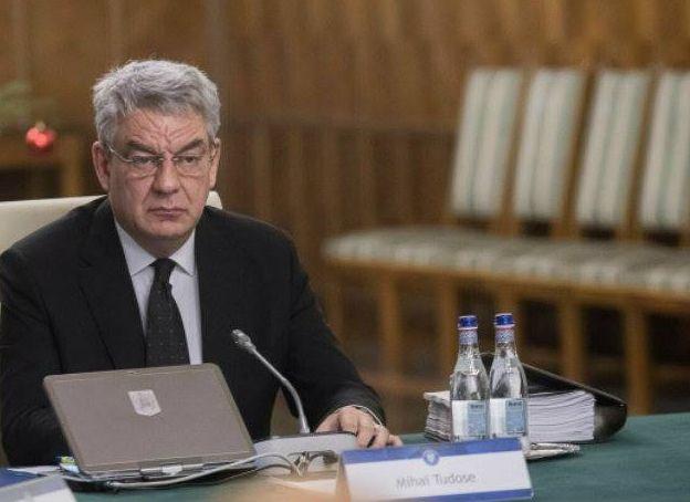 Михай Тудосе вече е бивш премиер на Румъния
