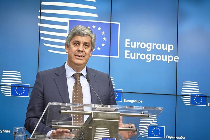 Марио Сентено вече оглави Еврогрупата. Снимка: euinside.eu