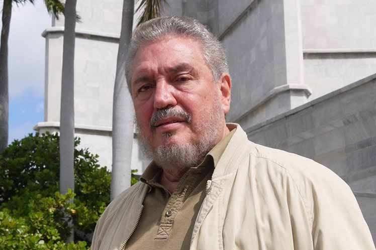 Фидел Анхел Кастро Диас-Баларт цял живот бе наричан от всички Фиделито. Снимка: Prensa Latina