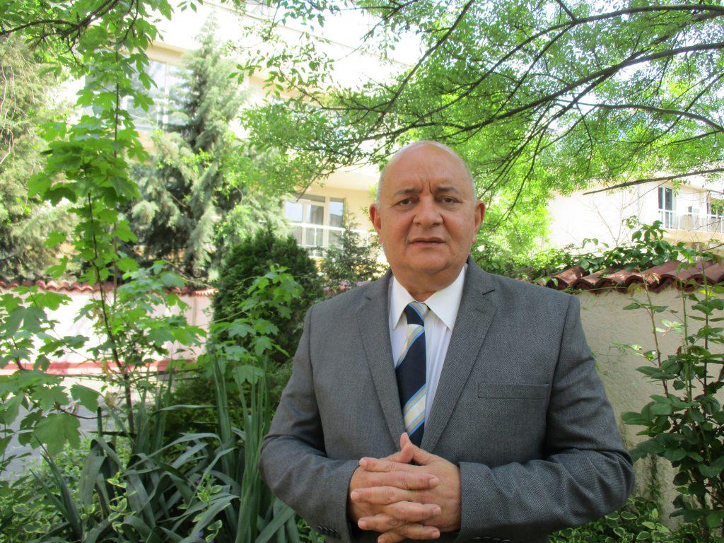 Н. Пр. Педро Пабло Сан Хорхе, посланик на Куба в България. Снимка: Къдринка Къдринова