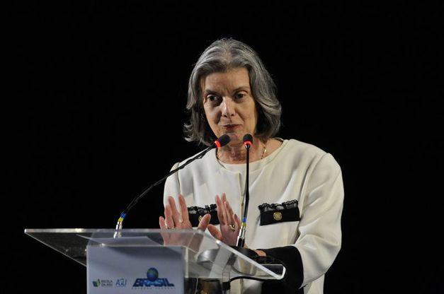 Председателката на Върховния съд Кармен Лусия. Снимка: Jornal do Brasil