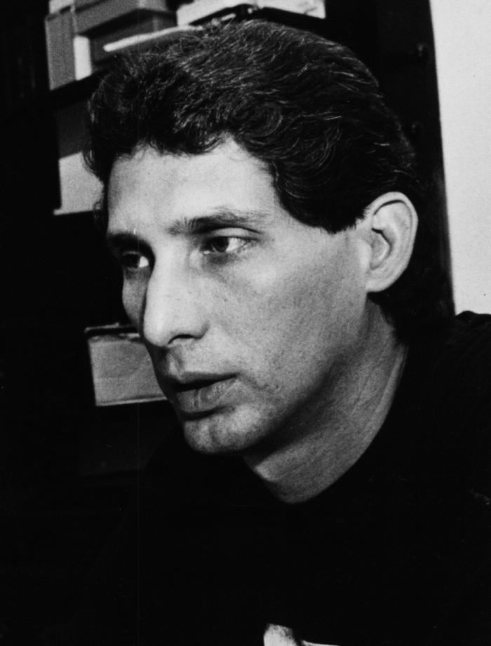 Така изглежда Мигел Диас-Канел през 1992 г. Снимка: Granma